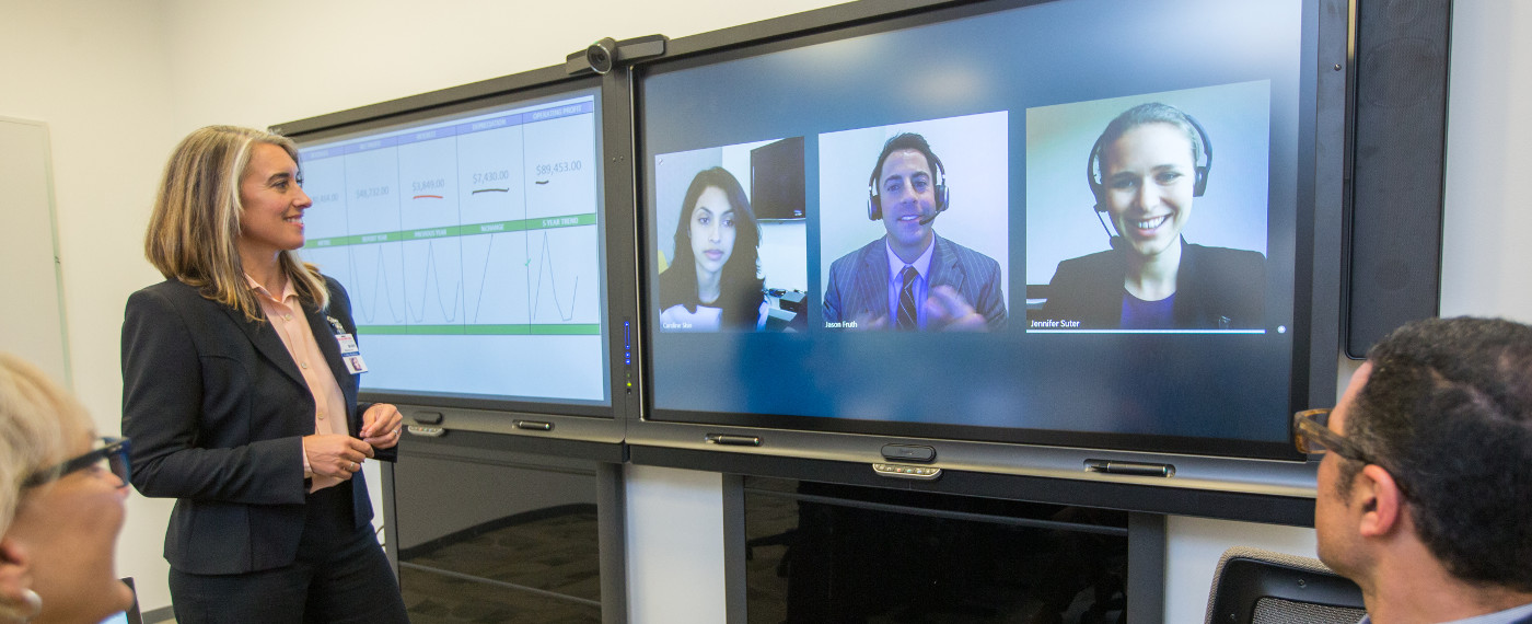Cisco, Polycom, Lifesize